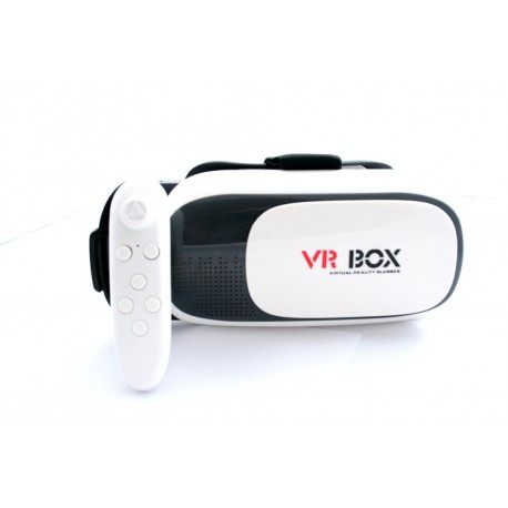 "OKULARY VR BOX II VIRTUAL z pilotem ( 3,5"" - 6"")"