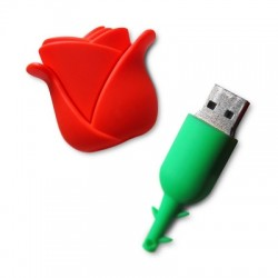 PENDRIVE RÓŻA 8GB