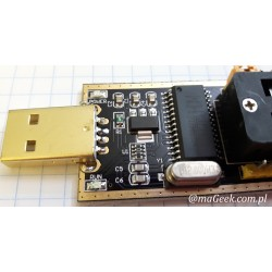 Programator USB CH341A Gold SPI Flash EEPROM
