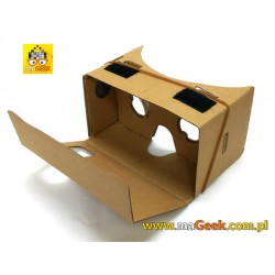 3D CARDBOARD OKULARY DO SMARTFONA